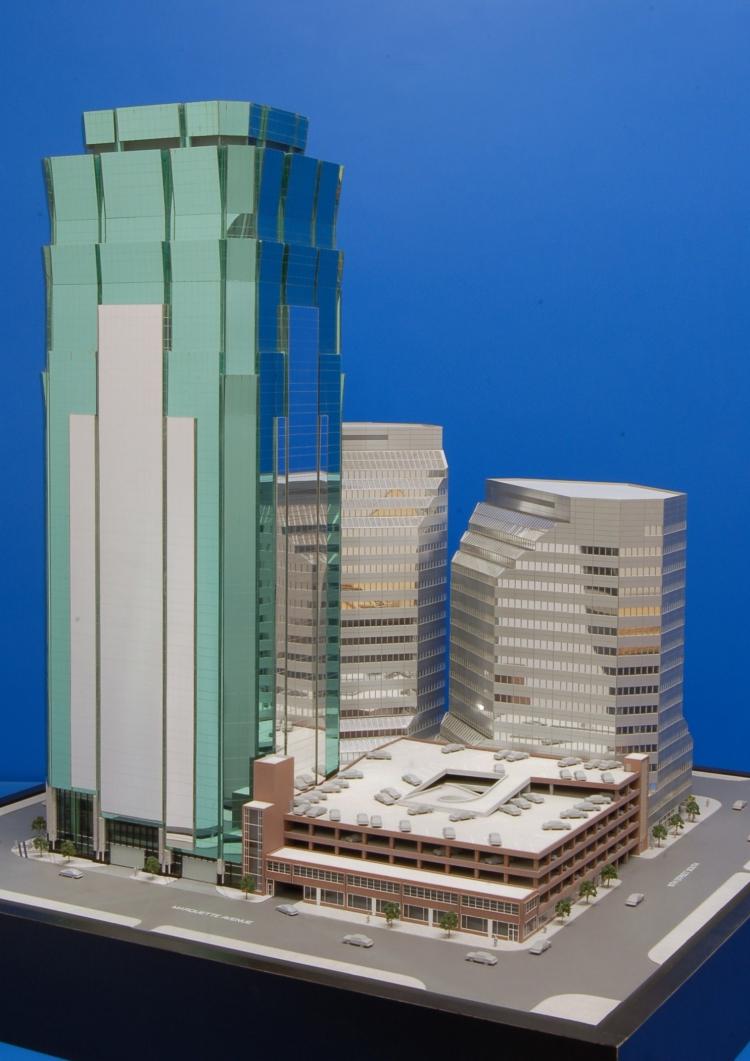 Modeled Horizons Inc At Amp T Tower