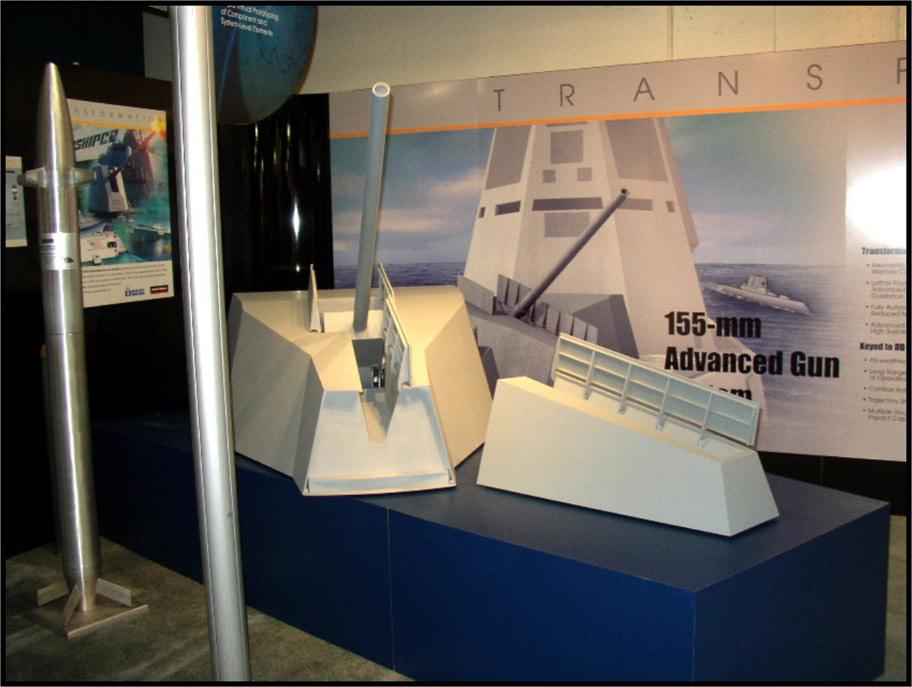 Modeled Horizons Inc Ags Advanced Gun System 3
